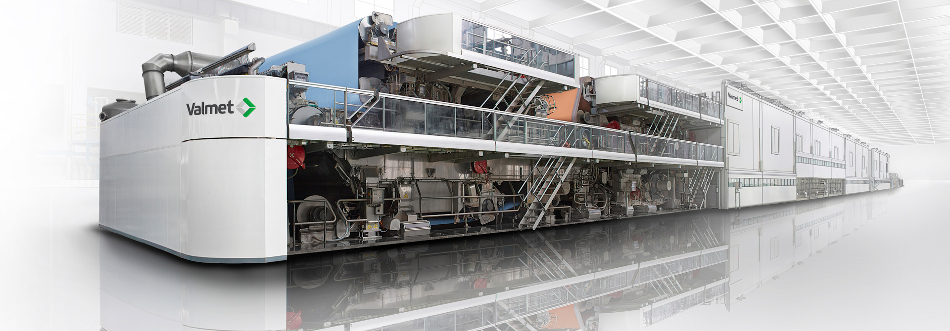 Valmet paper machines are maintained via the Secomea remote access solution.