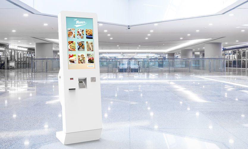 Tilaus- ja maksuautomaatit