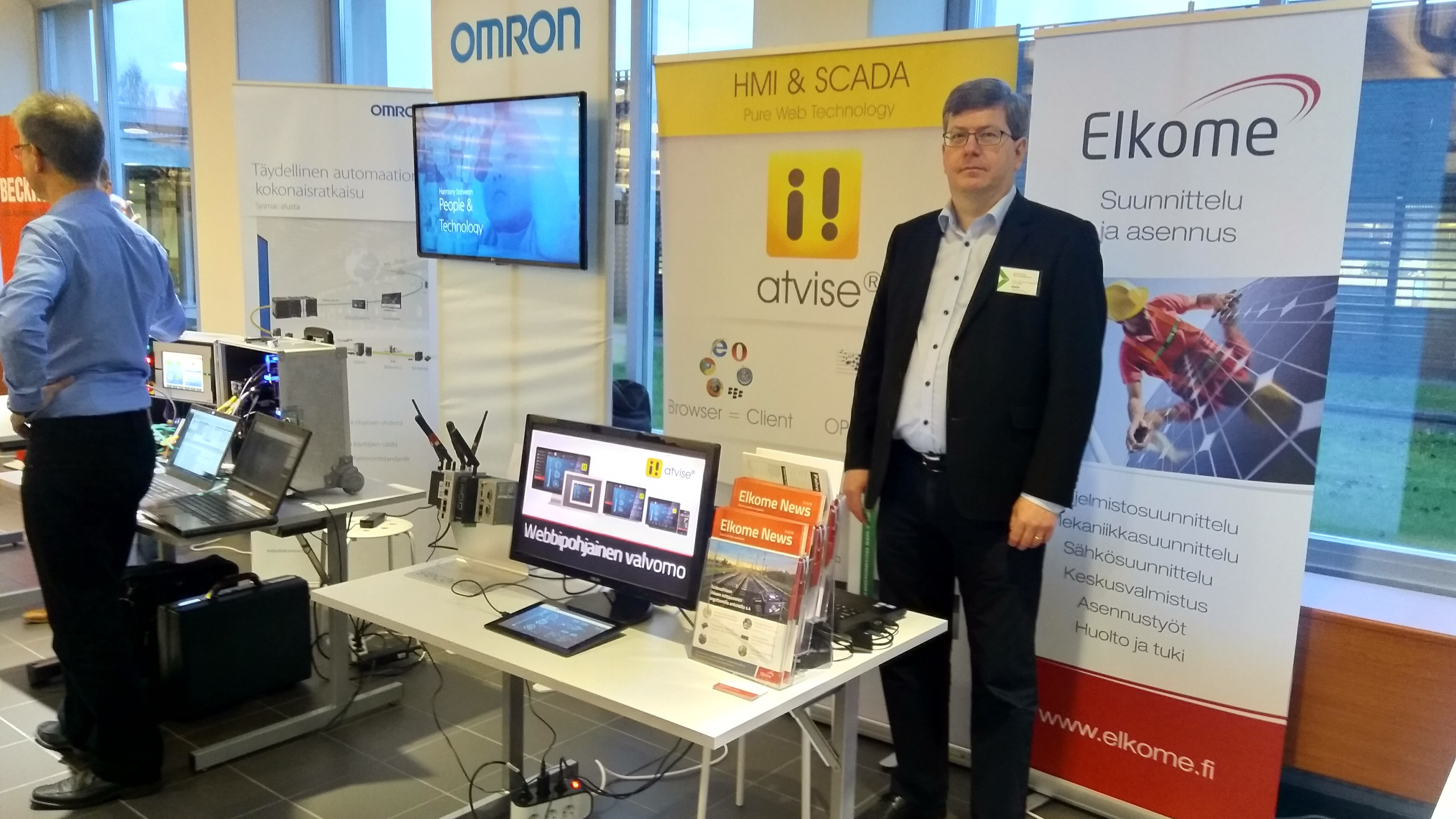 OPC Day 2018 Finland, Elkome