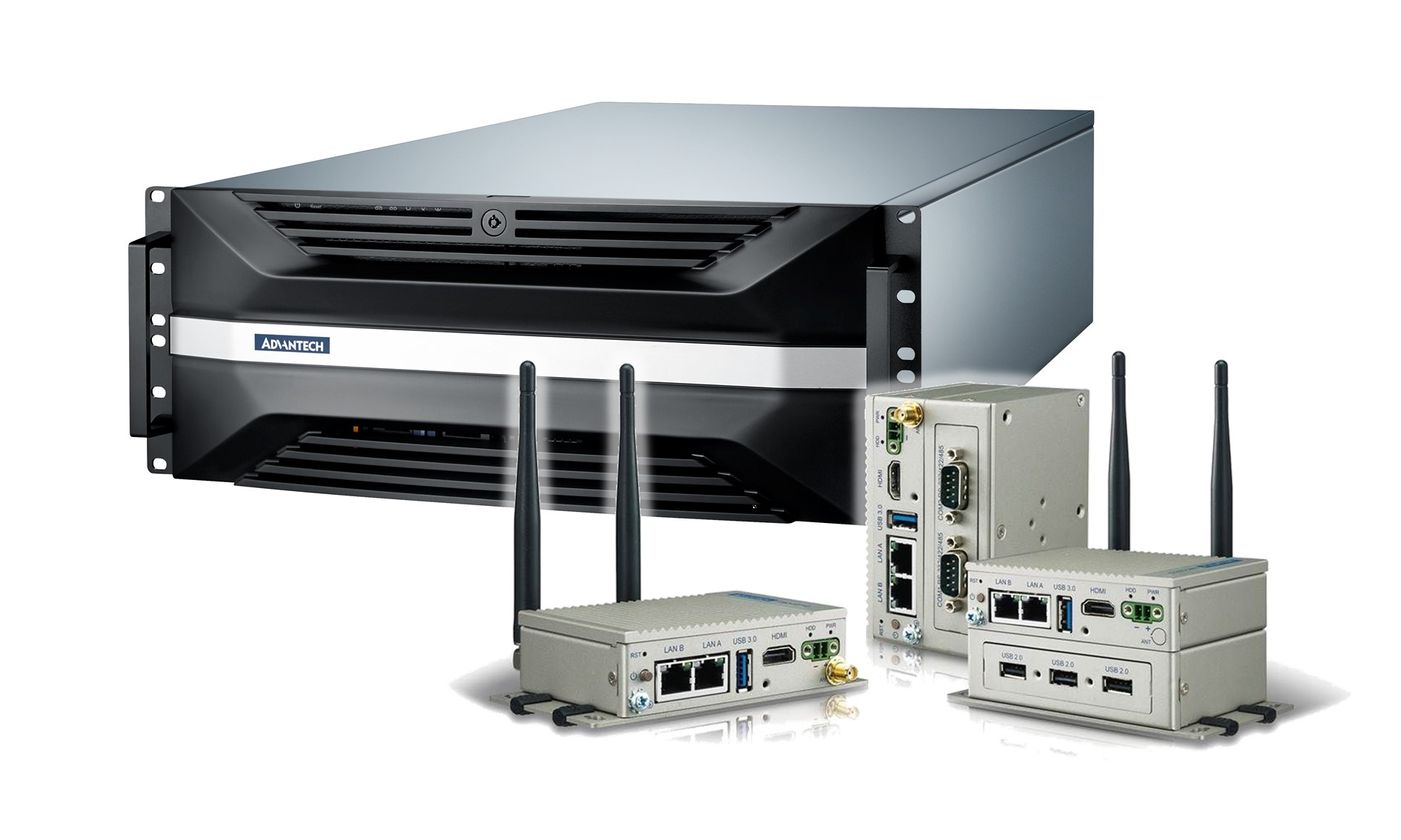 Advantech teollisuus-PC