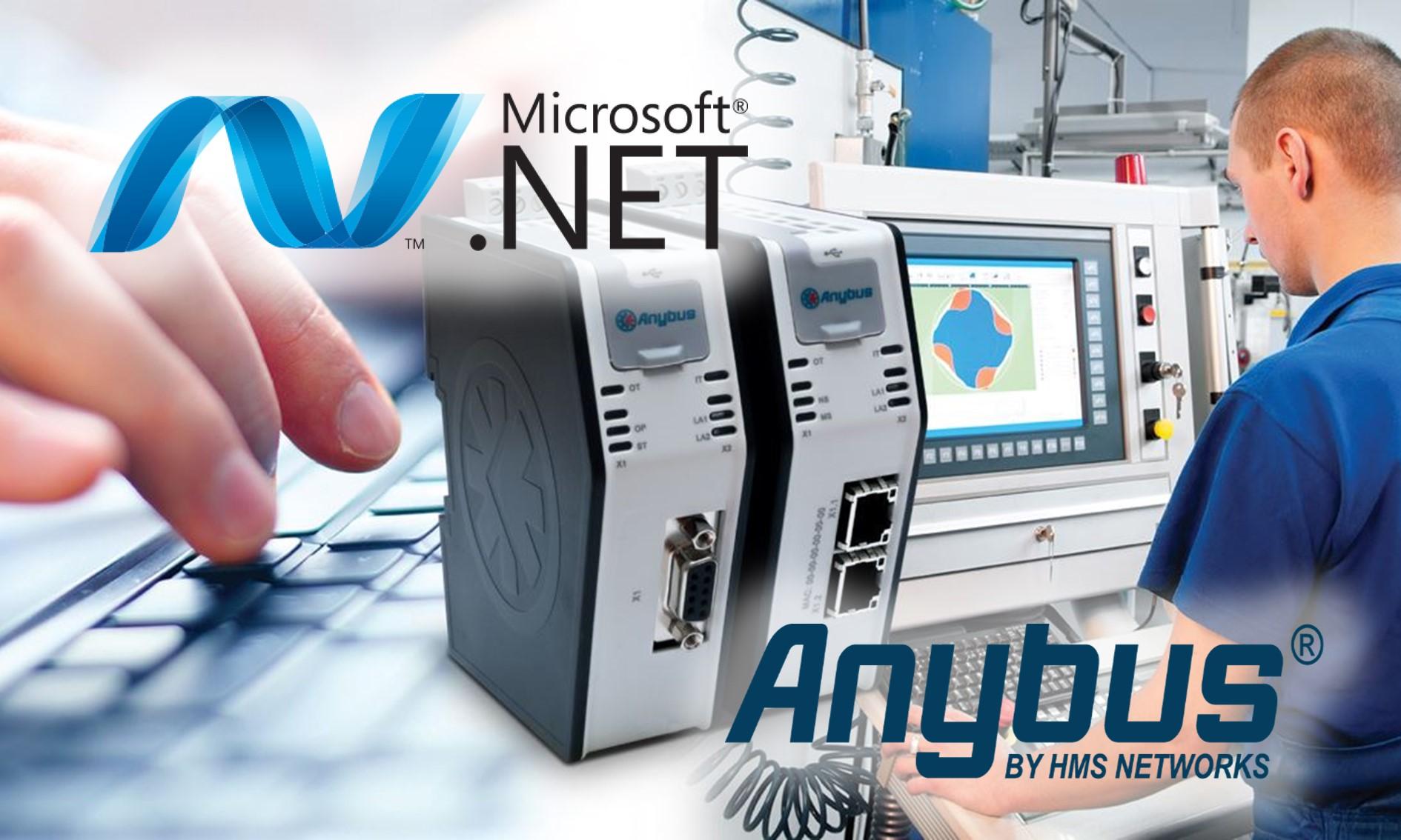 Anybus.NET