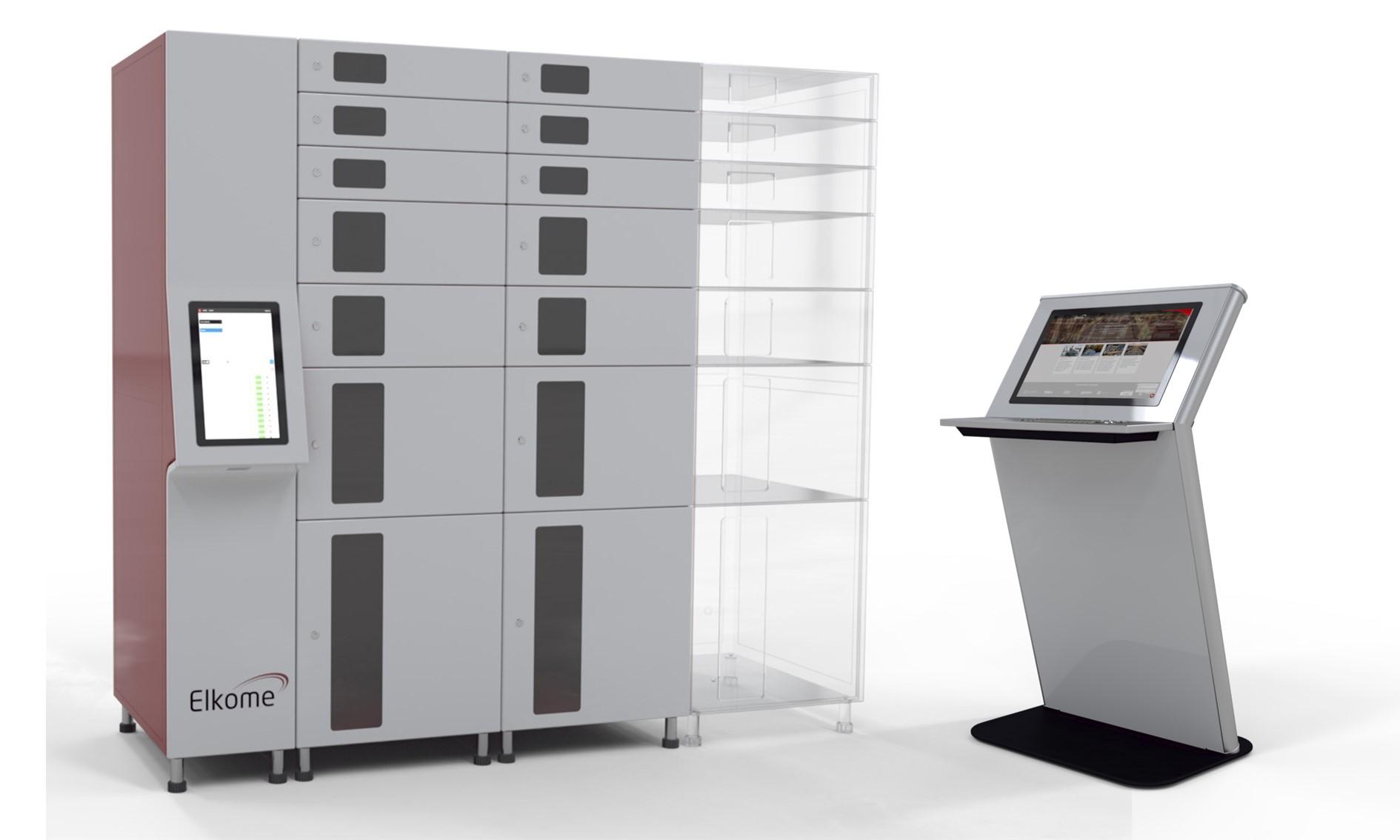 Infokioskit ja itsepalveluautomaatit