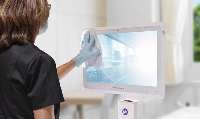 Medical-hyväksytyt tietokoneet ja näytöt