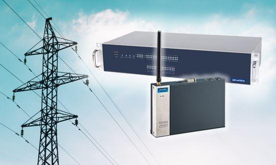 Teollisuustietokoneet ja Ethernet-kytkimet energiantuotantoon ja älykkäisiin sähköverkkojärjestelmiin